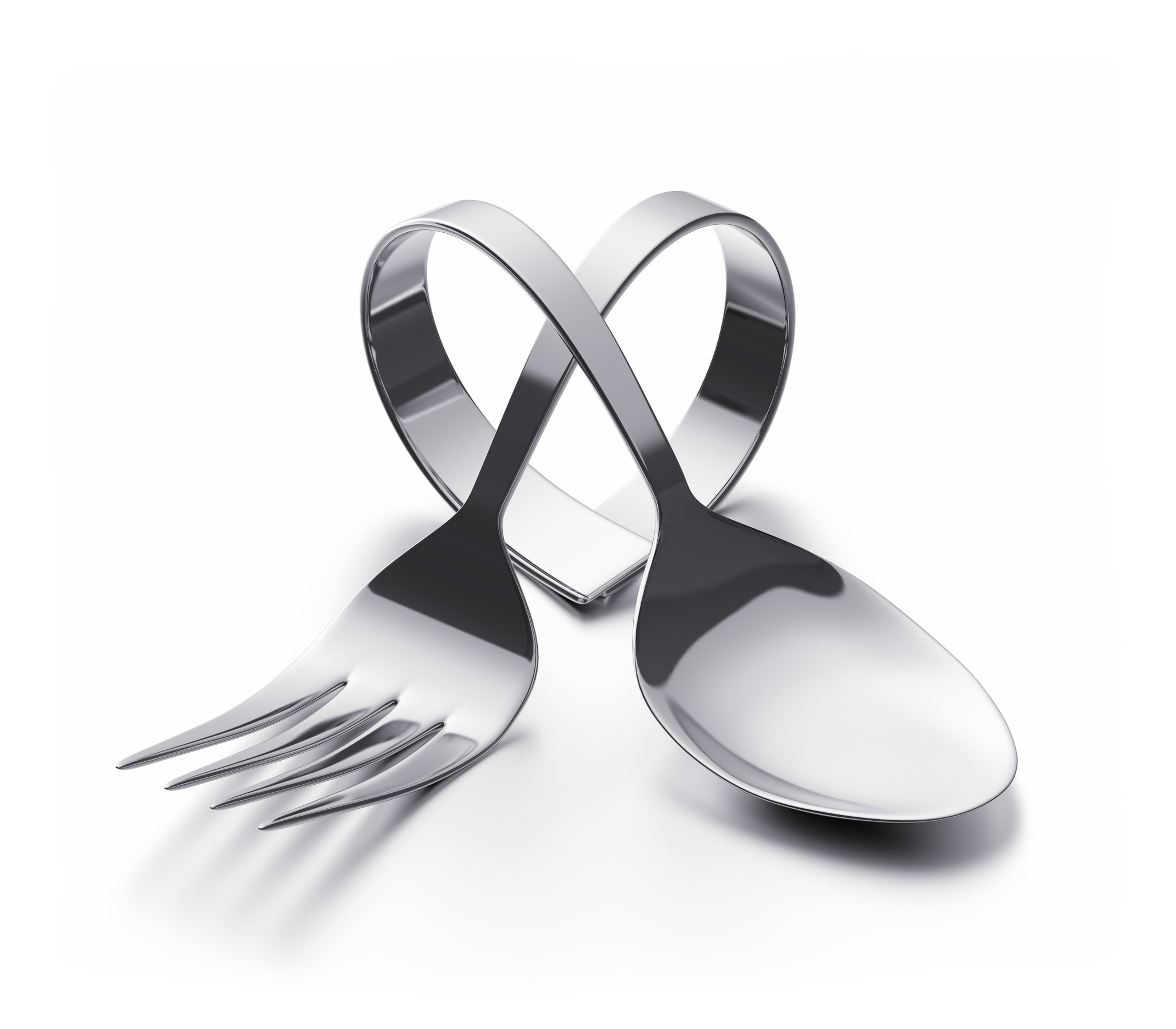 Cutlery  heart