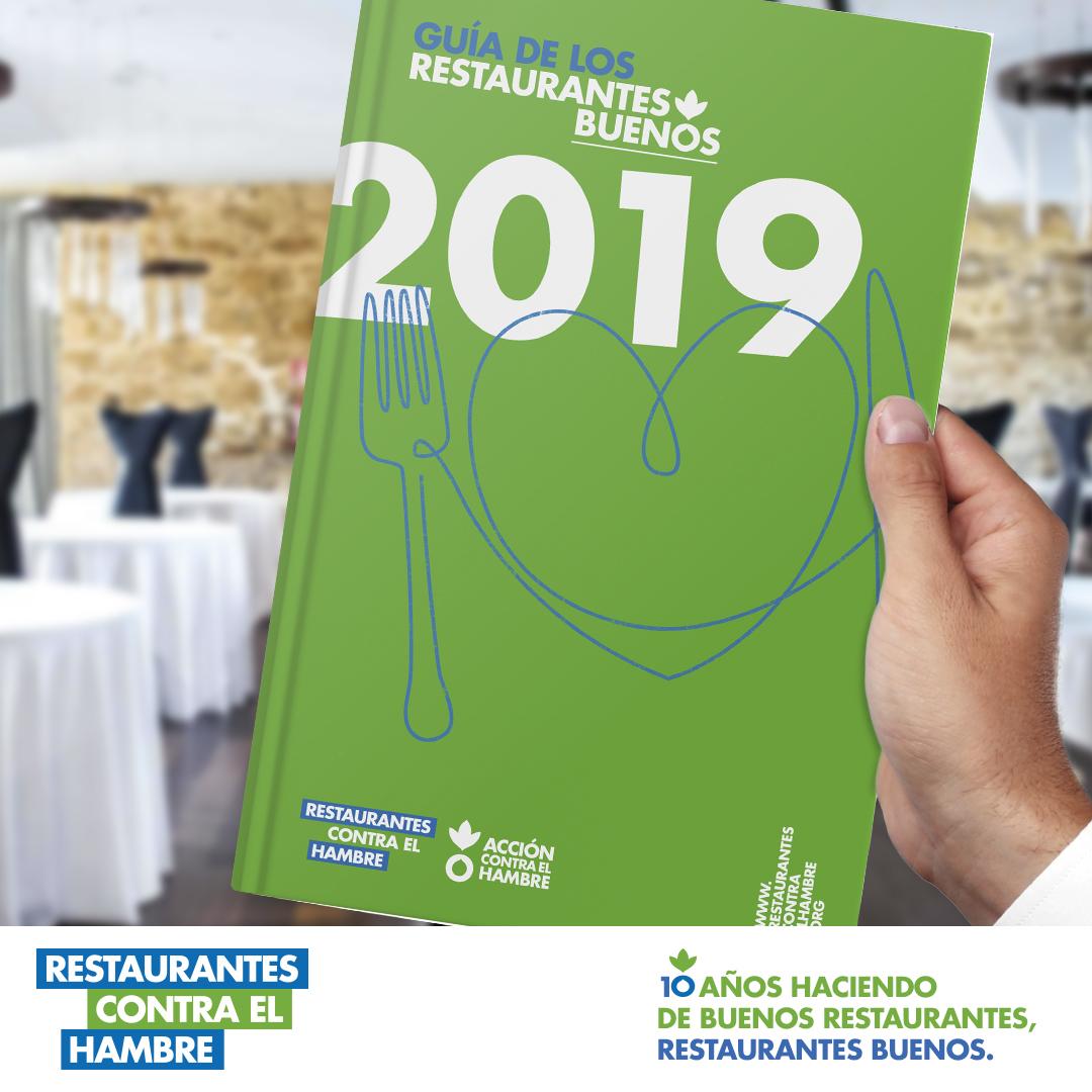 Restaurantes conta el hambre